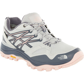 The North Face Hedgehog Fastpack GTX Chaussures Femme, meld grey/pink salt